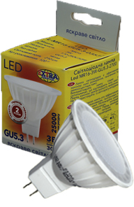 Led MR16-3W-GU5.3-4000