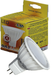 Led MR16-3W-GU5.3-2700